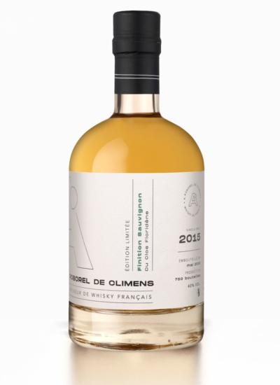 Whisky français Finition Sauvignon