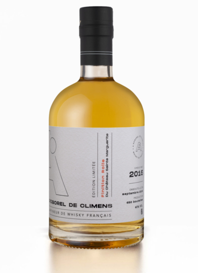 Whisky Français Finition Rolle