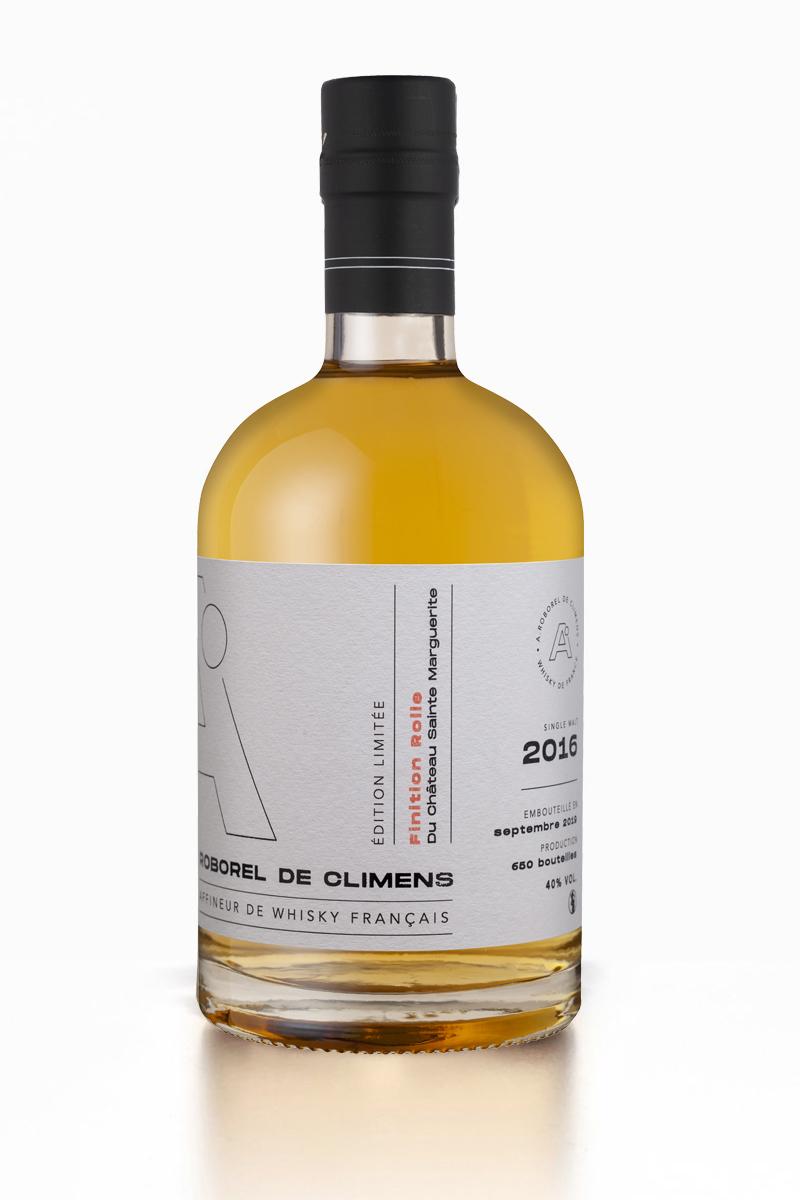 Whisky Français Finition Rolle