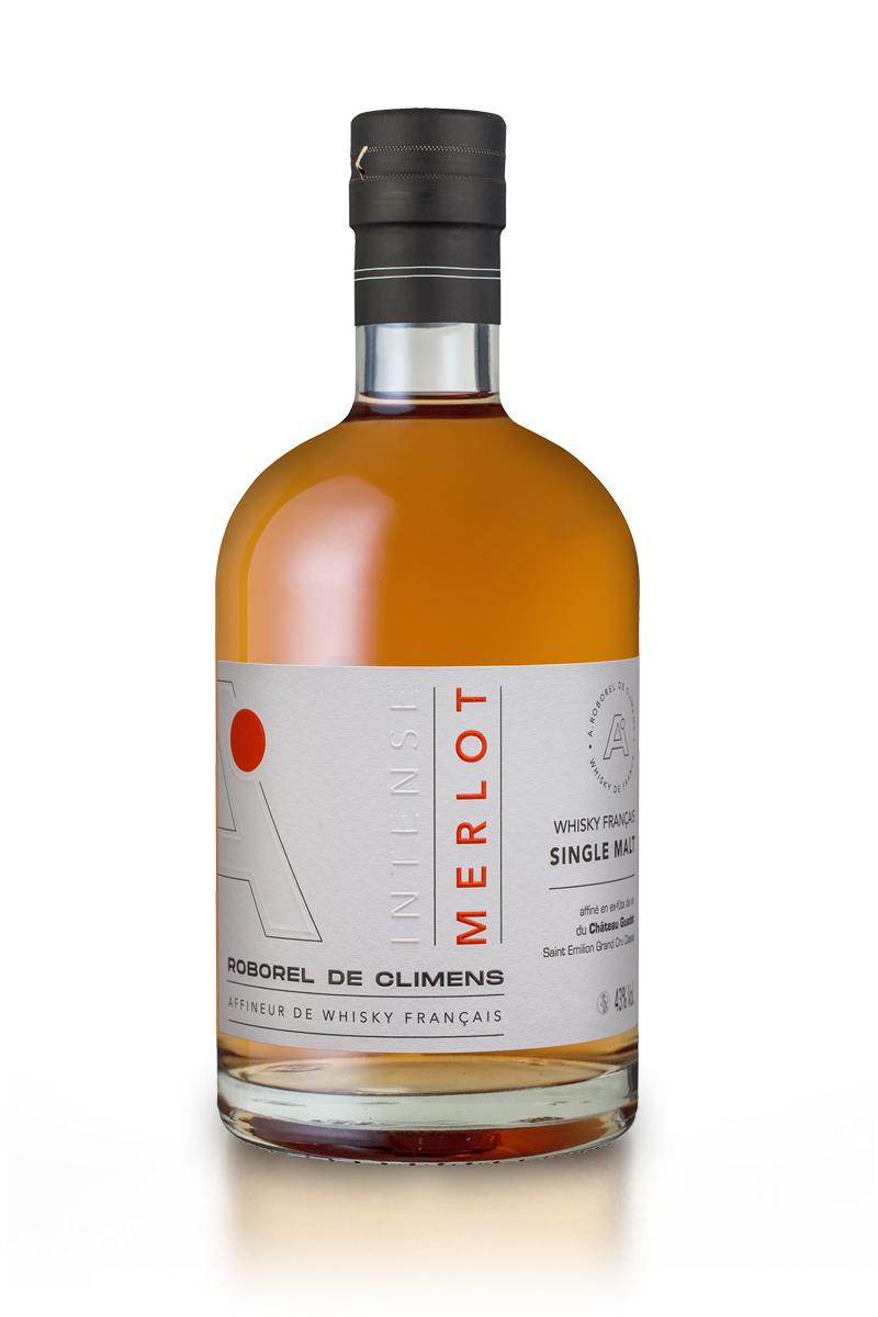 Whisky français Finition Merlot